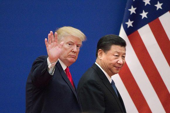 Onderhandelaars van Trump en Xi Jinping praten over uitstel van de handelstarieven.