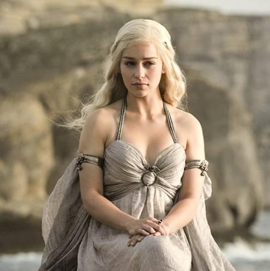 In België werden in het voorbije jaar 2 Khaleesi's geboren.