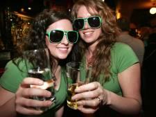 Grote Markt in het teken van St. Patrick's Day