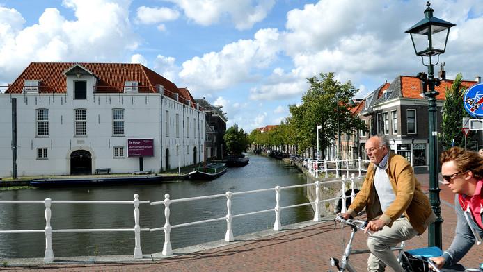 Dit monumentale pand in Delft, het Armamentarium, werd eind vorig maand verkocht. Het wordt nu verbouwd tot een hotel en een restaurant.