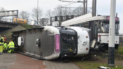 """Bestuurder van ontspoorde tram krijgt ontslag: """"Hij reed te snel"""""""
