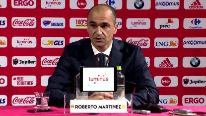 """""""Ik kan de uitleg van Martínez niet begrijpen. Hij creëert onrust door deze keuze"""""""
