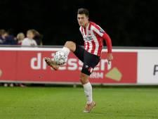 PSV neemt met verhuur aan MVV afscheid van rechtsback Rico Zeegers