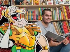 Dertig striptekenaars te zien op Stripboekenbeurs Berlicum