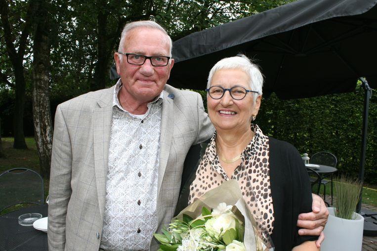 Luc en Rita reeds 50 jaar samen