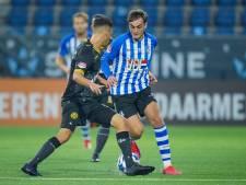Op de valreep knokt FC Eindhoven zich naar een punt tegen Roda JC