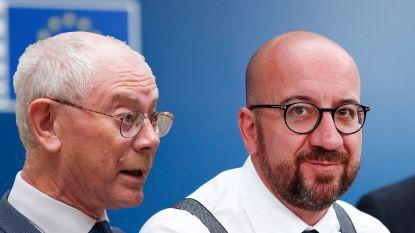 """Belgen graag gezien in Europese topfuncties: """"Wie Belgisch premier is geweest, kan compromissen sluiten"""""""