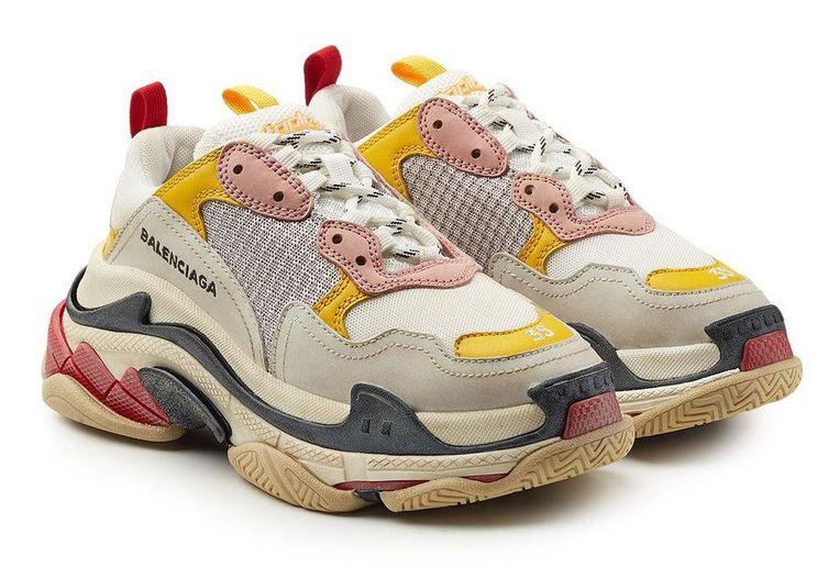 Sneaker Triple S Beeld Prada