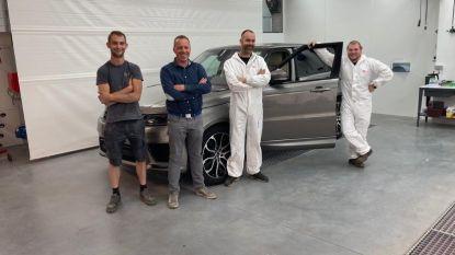 """Garage Peeters investeert ruim 1 miljoen euro in carrosseriegebouw: """"Hiermee zetten we in op de toekomst"""""""