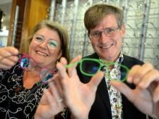 Familiebedrijf Almelo: 'De optometrie heeft veel aan mijn vader te danken'