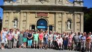 Okra Neerlinter massaal op post tijdens bedevaart naar Scherpenheuvel