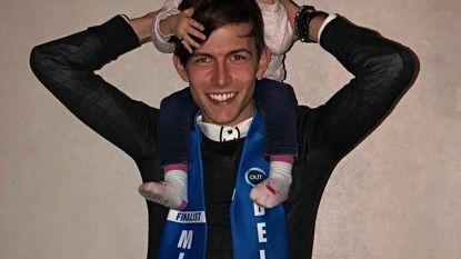 Finalist Mister Gay Belgium strijdt voor beter adoptiebeleid