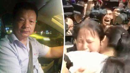 Vader blijft zoeken naar dochter die als 3-jarige verdween en vindt haar 24 jaar later terug