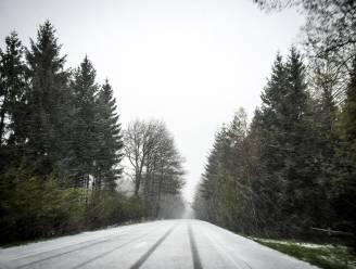 Minimumtemperaturen zakken tot het vriespunt, in de Ardennen kans op winterse buien