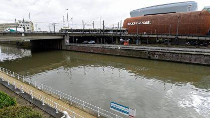 Lichaam opgevist uit kanaal in Brussel