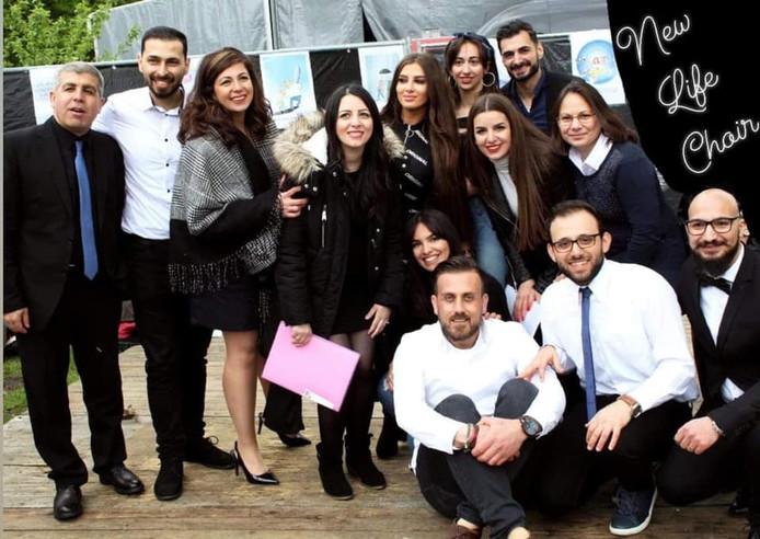 New Life Choir bestaat uit Syrische vluchtelingen