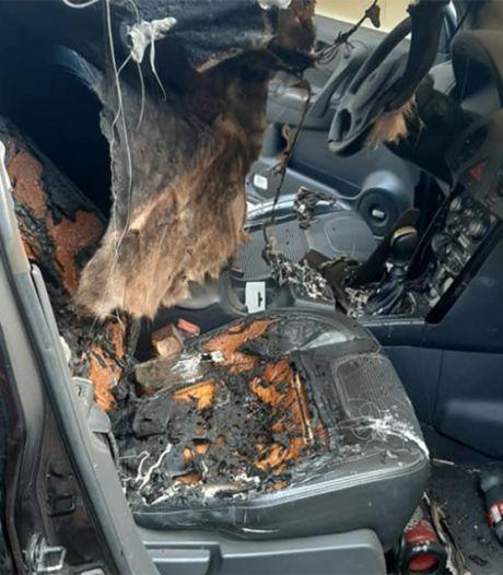 """Elle laisse une bouteille d'éther dans sa voiture exposée au soleil, un incendie se déclare: """"Cela ne pardonne pas"""""""