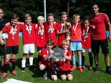 De Twaalfruiter weer beste schoolvoetballers van Nederland