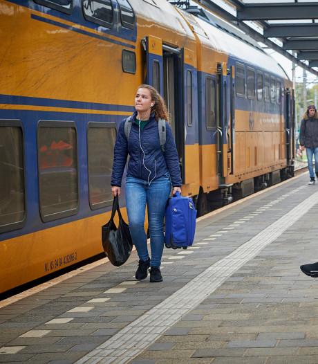 Bijna iedereen kan nu zitten in 'drukste sprinter' tussen Oss en Den Bosch