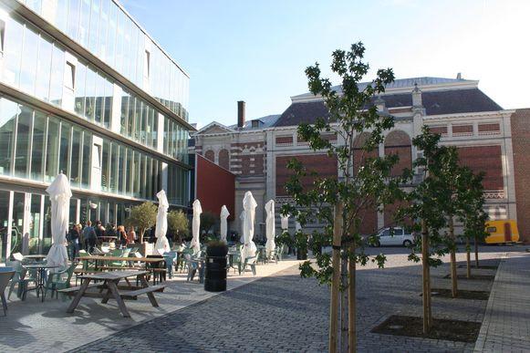 Het Vrijetijdscentrum in CC De Kruisboog