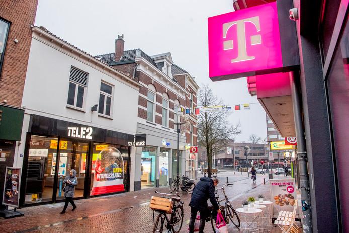 T-Mobile maakte afgelopen december bekend Tele2 over te nemen.