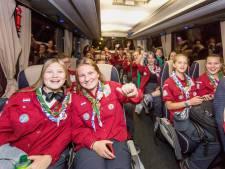 36 scouts uit de hele regio vertrekken naar Amerika voor 'onvergetelijke trip'