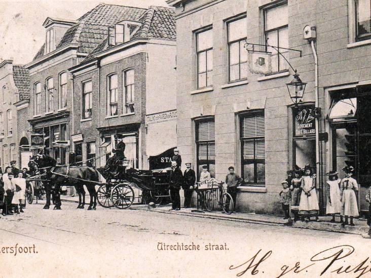 Winkelen, logeren en 'zitten' in de Utrechtsestraat