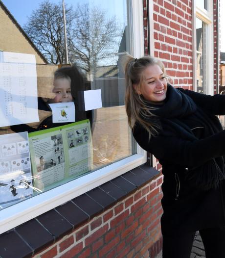 Tilburgse leerkrachten hebben prachtdag op 1 april: 'De meeste ouders trapten er in'