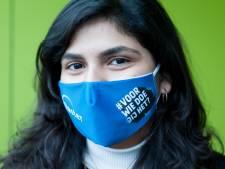 Deventerse Gül Dogan (21) steunt met liefde de campagne #voorwiedoejijhet: 'Corona is geen grap'