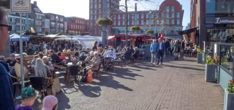 Weekmarkt in Dordtse binnenstad moet vaker wijken