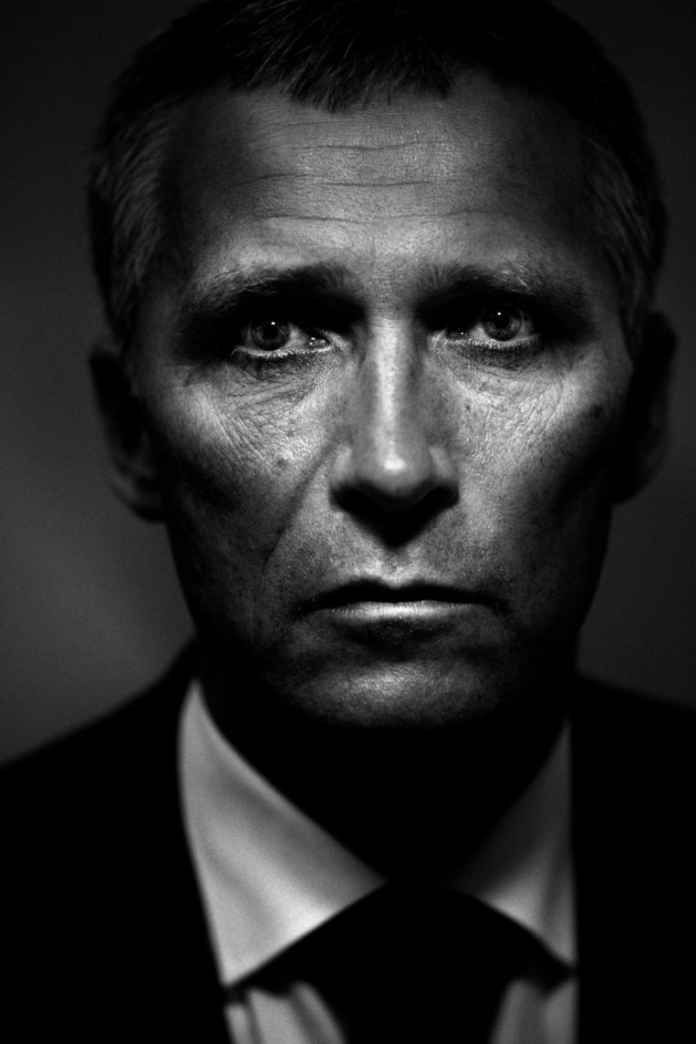Jens Stoltenberg. Beeld Mads Nissen/ Scanpix/ Panos Pictures