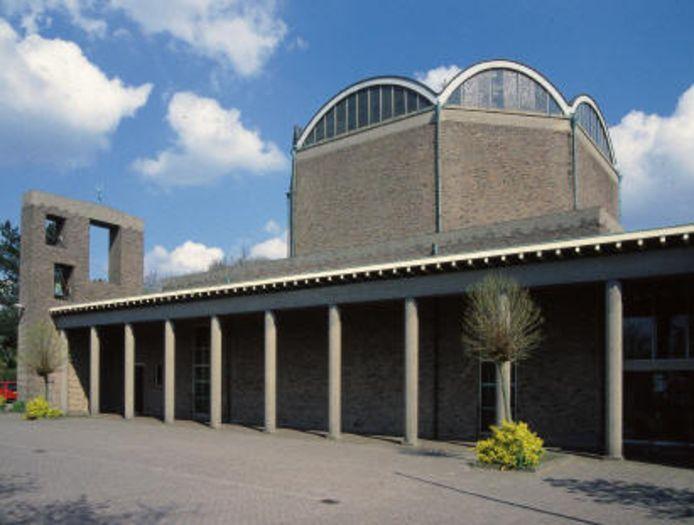 De katholieke Gedachteniskerk in Rhenen die mogelijk gaat sluiten