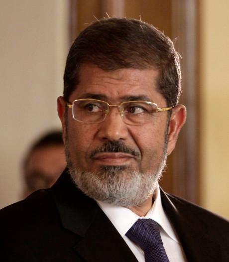 Oud-president Morsi van Egypte overleden in rechtszaal