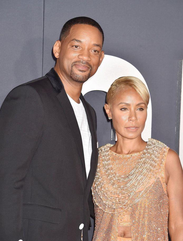 Will Smith et sa femme Jada Pinkett Smith