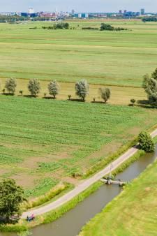 Ondanks verzet gaat donderdag de rode loper uit voor windmolens en zonnepanelen in polder Rijnenburg