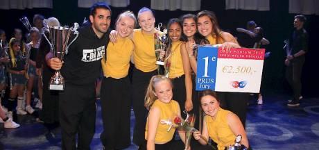 Dansgroep 'Iron' uit Hengelo grote winnaar Open Podium Twente