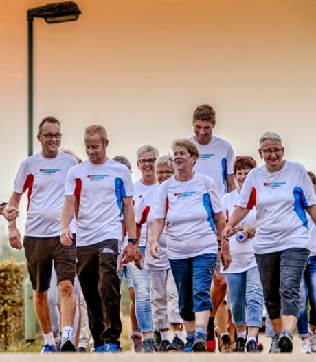 Loon op Zand loopt mee in Nationale Diabetes Challenge