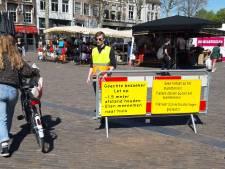 In de fout in binnenstad Deventer? Niet snel een coronaboete, wel kans op strengere regels