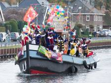 Sinterklaas dit jaar niet met stoomboot naar Vroomshoop