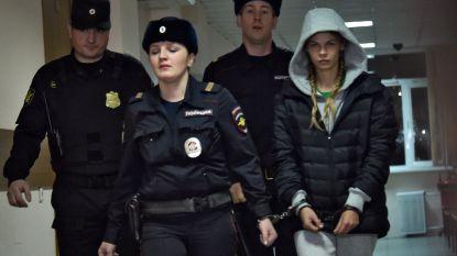 Wit-Russische 'sekscoach' die link tussen Rusland en VS zou blootleggen, vrij onder voorwaarden