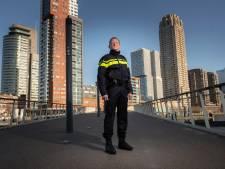 Politiechef Fred Westerbeke begint vandaag zonder toeters en bellen aan zijn nieuwe klus