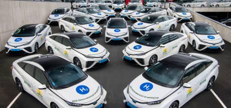 35 waterstoftaxi's kondigen 'nieuw tijdperk' aan