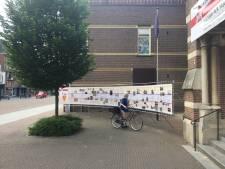 Spandoek van 10 meter vol kerkhistorie gestolen in Culemborg