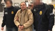 Drugsbaron El Chapo over hele lijn schuldig bevonden, levenslange gevangenisstraf wacht