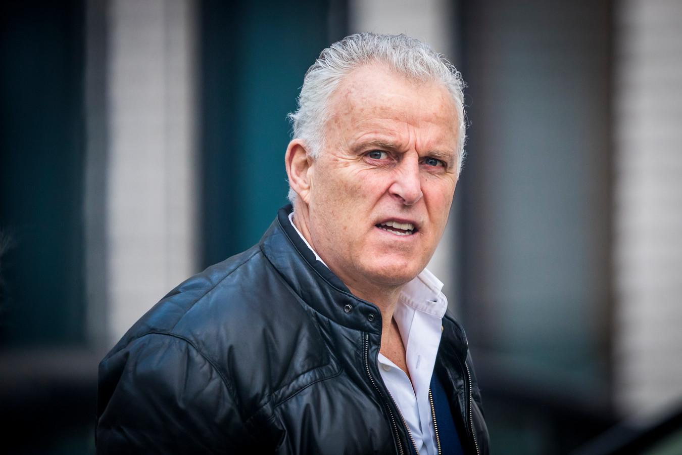 Peter R. de Vries stopte als directeur van het advocatenkantoor De Vries & Kasem Advocaten.