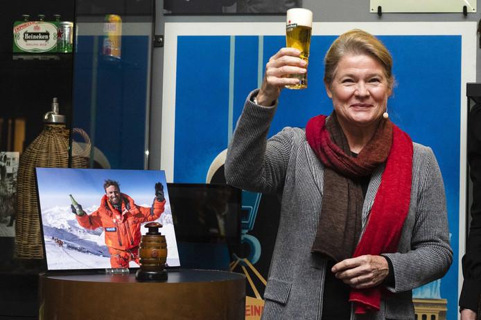 Charlene de Carvalho-Heineken is de onbetwiste nummer 1 van de Quote 500.
