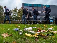 Het Vlier in Deventer waarschuwt leerlingen: houd de buurt schoon of riskeer boete van 140 euro