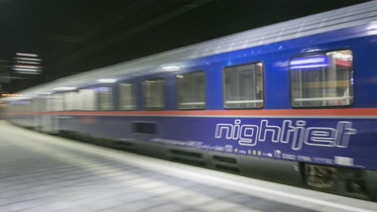 De Nightjet.