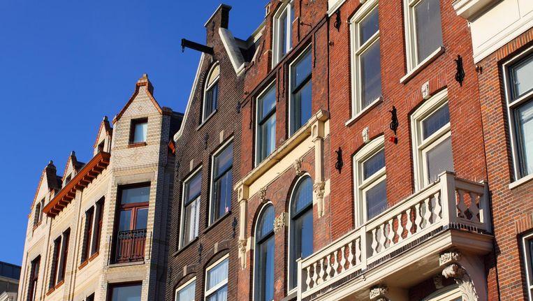 'De maximale huur van een woning is afhankelijk van het woonwaarderingssysteem, de huurpunten.' Beeld