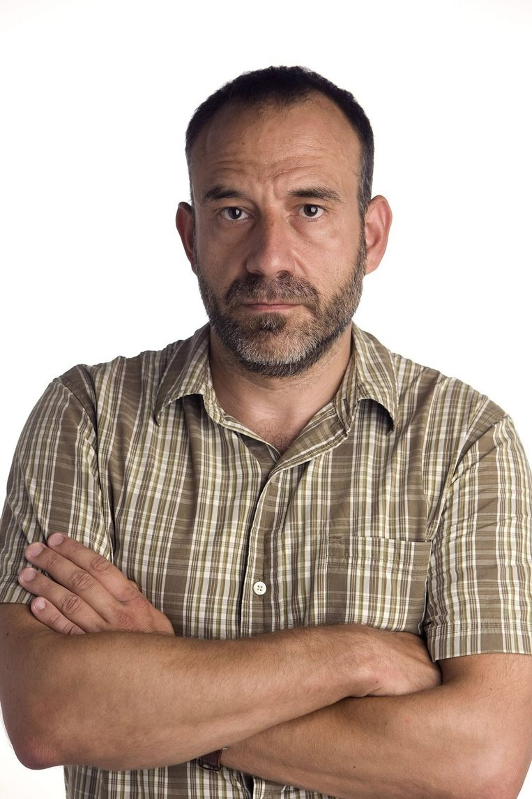 Marc Marginedas is al drie weken vermist. Beeld epa